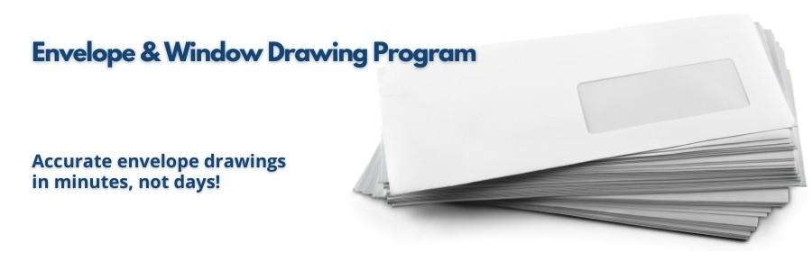 Envelope & Window Drawing Program