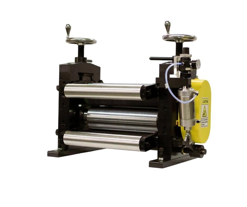 Unité de gaufrage du papier, industrie du papier