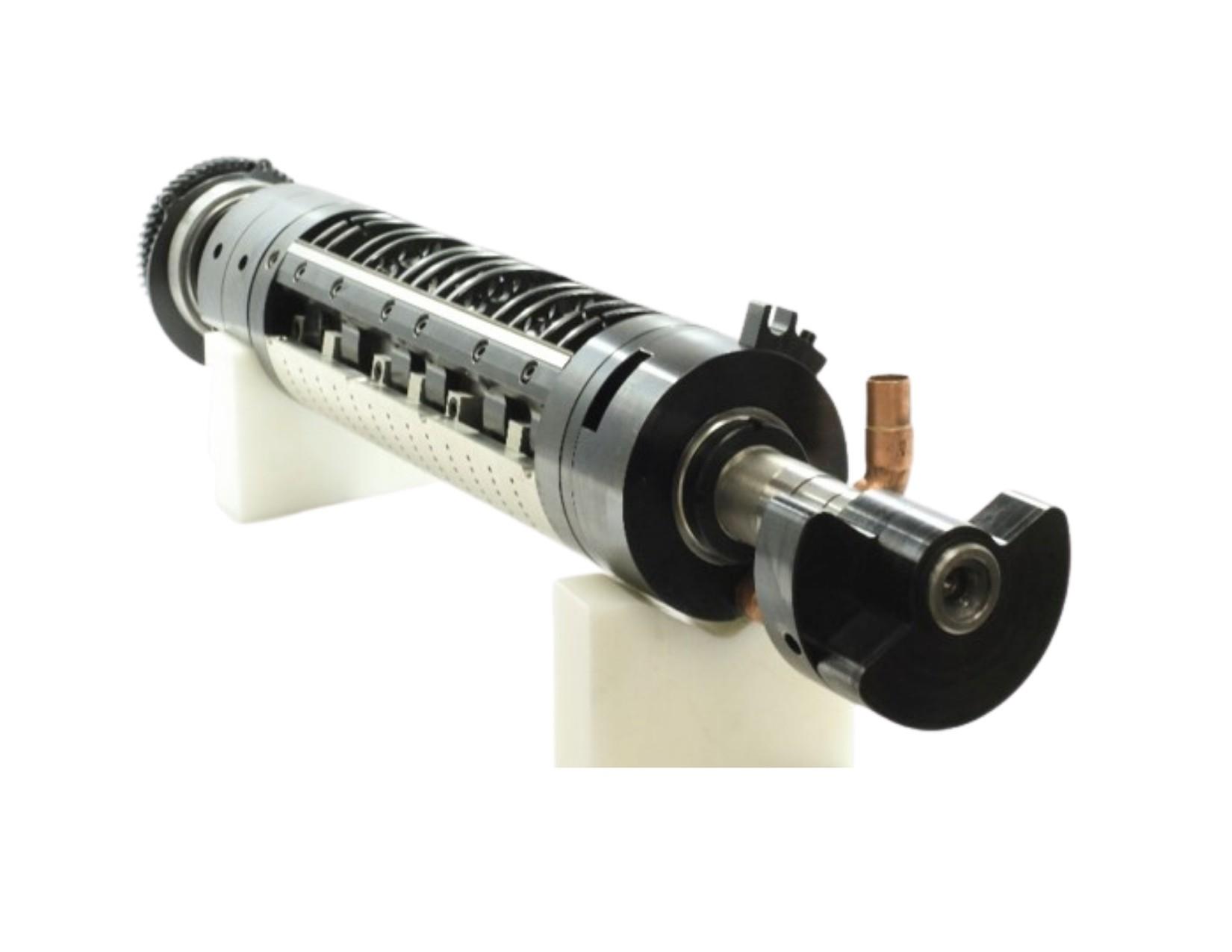 Score Blade Cylinder Assembly