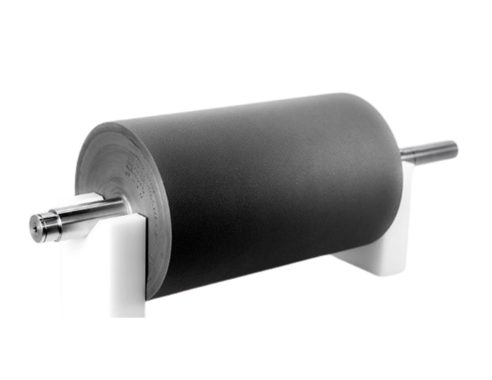 Transport Cylinder with Non-Sticky Coating