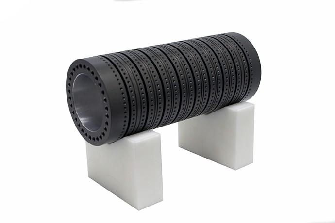 Aluminum transport cylinder