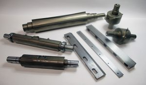 Various Envelope Converting Parts